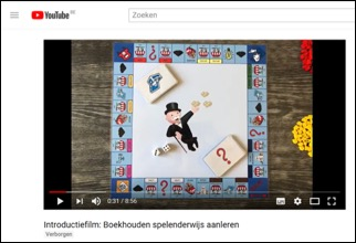 YouTube instructievideo